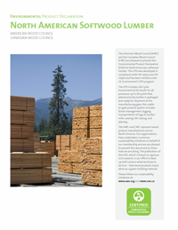 cover image link to the softwood lumber transparency brief pdf